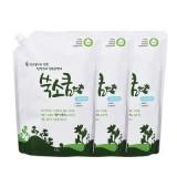 Кондиционер для белья мягкая упаковка Ssooksoqoom Fabric Softener - 1600 мл