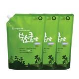 Жидкое средство для стирки мягкая упаковка Ssooksoqoom Liquid Laundery Detergent - 1600 мл