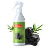 Отшелушивающий пилинг-спрей для тела с древесным углем The Saem Care Plus Body Peeling Spray