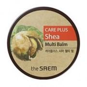 Универсальный бальзам с маслом ши The Saem Care Plus Shea Multi Balm