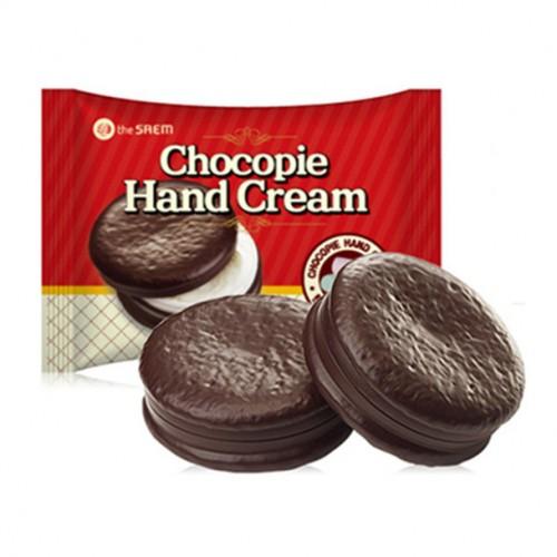 Крем для рук Чокопай The Saem Chocopie Hand Cream