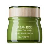 Освежающий крем c экстрактом новозеландского льна The Saem Urban Eco Harakeke Fresh Cream