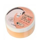 Универсальный крем-гель с лошадиным маслом The Saem Jeju Horse Oil Soothing Gel Cream