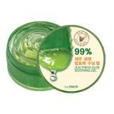 Универсальный гель с алоэ The Saem Jeju Fresh Aloe Soothing Gel 99%