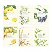 Маска-салфетка для лица The Saem Natural Mask Sheet