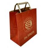 Подарочный бумажный пакет The Saem Paper Bag
