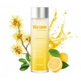 Тонер для сияния кожи и сужения пор с витаминами и гамамелисом Trimay Vita Lemon & Witch Hazel Dark Stop Toner