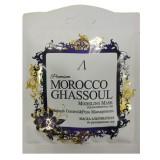 Альгинатная маска с марокканской глиной от расширенных пор Anskin Premium Morocco Ghassoul Modeling Mask - саше 25 г