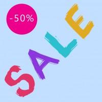 Скидки до 50% на товары с коротким сроком годности!