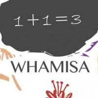 Акция 1+1=3 для бренда Whamisa!