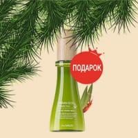При покупке на сумму от 3 500 рублей - в подарок тоник The Saem Urban Eco Harakeke!