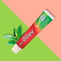 Зубная паста с маслом чайного дерева CJ Lion в подарок при покупке от 1500 рублей!