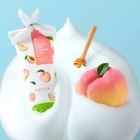 Пенка для умывания с персиком Frudia в подарок при заказе от 2 500 рублей!