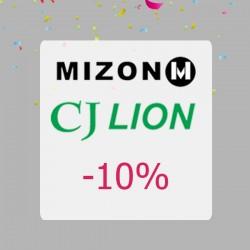 Брендовый марафон: -10% на Mizon и CJ Lion!