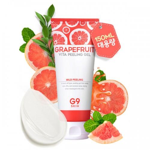 Пилинг-скатка с экстрактом грейпфрута Berrisom G9 Skin Grapefruit Vita Peeling Gel в Иркутске