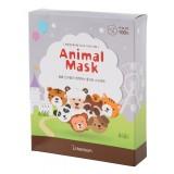 Набор масок-салфеток в виде животных 7 шт Berrisom Animal Mask Series Set