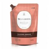 Концентрированное средство для мытья посуды с жасмином CJ Lion Tea Garden Calming Jasmine Dishwashing Liquids - 1200 мл