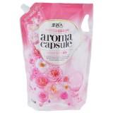 Кондиционер для белья с ароматом розы CJ Lion Aroma Capsule Pink Rose Softener - 2100 мл