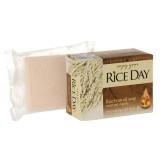 Косметическое мыло с маслом рисовых отрубей CJ Lion Rice Day Rice Bran Oil Soap