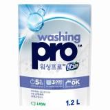 Средство для мытья посуды CJ Lion Washing Pro - 1200 мл