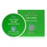 Увлажняющий крем для лица с алоэ Ekel Aloe Moisture Cream