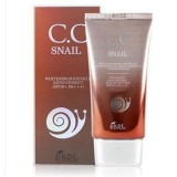 CC крем с улиточным муцином Ekel CC Snail SPF50+/PA+++