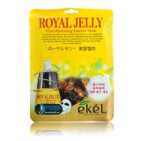 Маска-салфетка для лица с маточным молочком Ekel Royal Jelly Ultra Hydrating Essence Mask