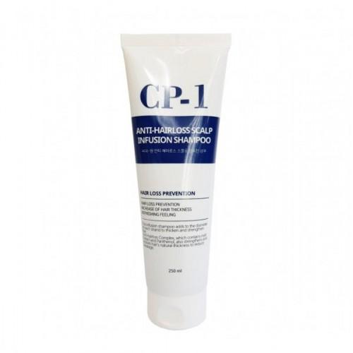 Шампунь для профилактики и лечения выпадения волос Esthetic House CP-1 Anti-Hairloss Scalp Infusion Shampoo в Иркутске
