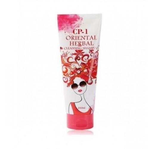 Парфюмированный шампунь с восточными травами Esthetic House CP-1 Oriental Herbal Cleansing Shampoo