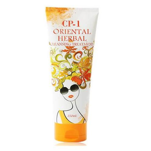 Парфюмированная маска с восточными травами Esthetic House CP-1 Oriental Herbal Cleansing Treatment в Иркутске