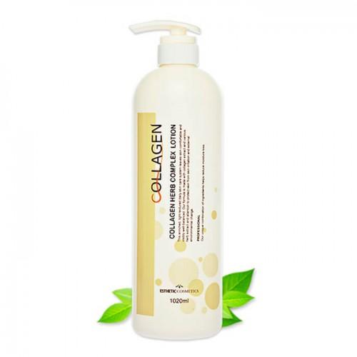 Лосьон для лица с коллагеном и растительным комплексом Esthetic House Collagen Herb Complex Lotion