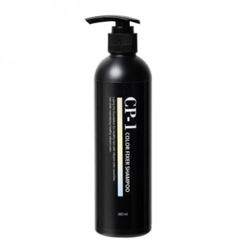 Шампунь для окрашенных волос Esthetic House House CP-1 Color Fixer Shampoo в Иркутске