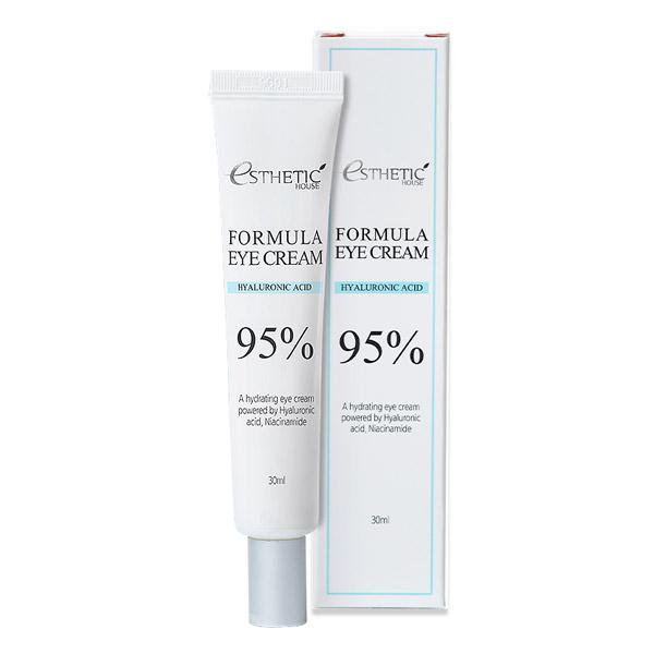Крем для век с гиалуроновой кислотой Esthetic House Formula Eye Cream Hyaluronic Acid