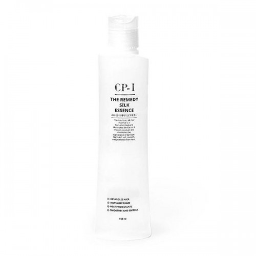 Несмываемая шелковая эссенция для волос Esthetic House CP-1 The Remedy Silk Essence в Иркутске