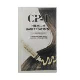 Протеиновая маска для восстановления волос Esthetic House CP-1 Premium Hair Treatment Sample - саше 12.5 мл