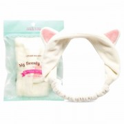 Повязка для волос с ушками Etude House My Beauty Tool Lovely Etti Hair Band