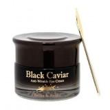 Антивозрастной крем для век с экстрактом черной икры Holika Holika Black Caviar Anti-Wrinkle Eye Cream