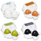 Мыло-маска ручной работы Holika Holika Egg Soap
