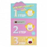 3-х ступенчатый набор для ухода за губами Holika Holika Golden Monkey Glamour Lip 3-Step Kit