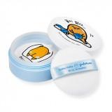 Рассыпчатая матирующая пудра для жирной кожи Гудетама Holika Holika Lazy & Easy Gudetama Pore Cover Powder