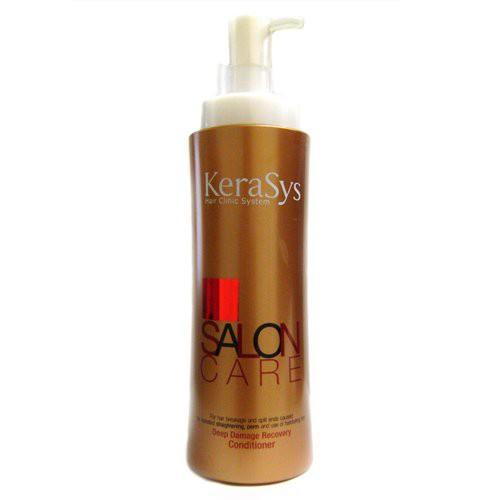 Кондиционер  для волос Kerasys Salon Care Deep Damage Recovery Conditioner 470 мл - интенсивное восстановление
