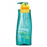 Шампунь для волос с морскими водорослями и лимонной эссенцией Kerasys Naturing Refreshing Shampoo