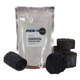Альгинатная маска с древесным углем + мерная ложка-шпатель Lindsay Premium Charcoal Modeling Mask Pack