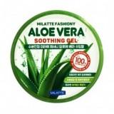 Универсальный гель с алоэ Milatte Fashiony 100% Aloe Vera Soothing Gel