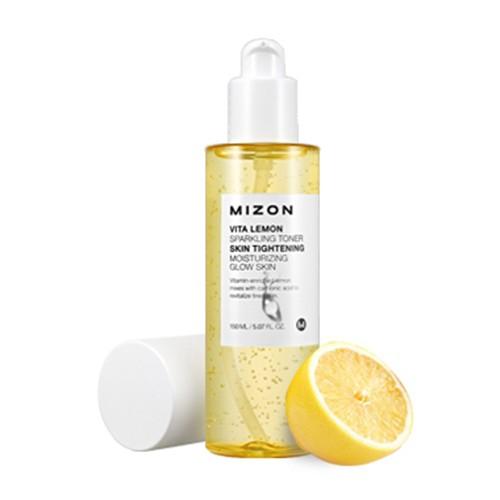Витаминный тоник для лица Mizon Vita Lemon Sparkling Toner