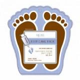 Ухаживающая маска для ног Mijin MJ Premium Foot Care Pack