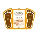 Маска-пилинг для ног Mijin MJ Care Soft Miracle Foot Peeling Pack