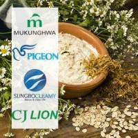 Встречайте четыре новых бренда: CJ Lion, Pigeon, Mukunghwa и Sungbo Cleamy!