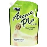 Кондиционер для белья с пачули и ирисом Pigeon Aroma Plus Green Therapy 1200 мл
