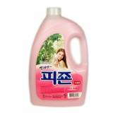 Кондиционер для белья с ароматом розы Pigeon Pink Rose Softener 2500 мл